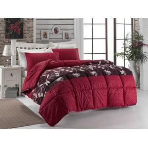 Narzuta pikowana na łóżko dwuosobowe Berta, 195x215 cm