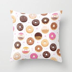 Poduszka Donuts III, 45x45 cm