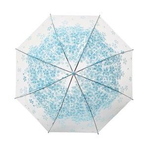 Parasol Blue Flowers