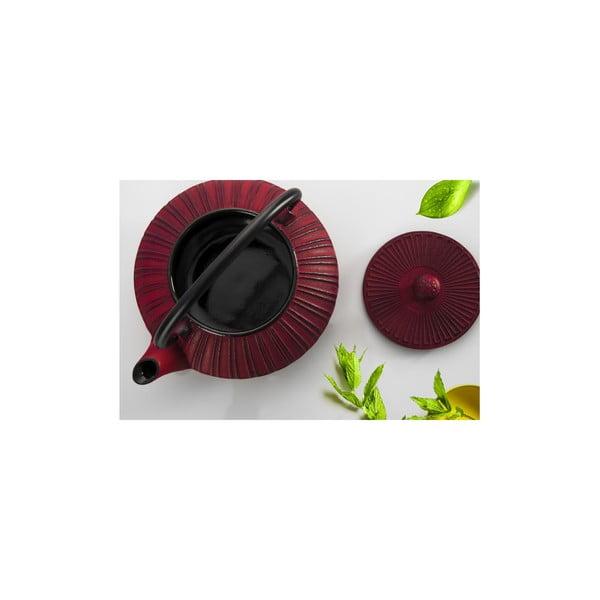 Czajnik żeliwny Bona Red, 1500 ml