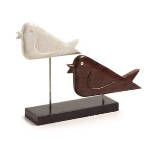 Dekoracja z ptakami Intra