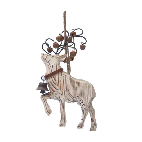Dekoracja wisząca Antic Line Natural Deer