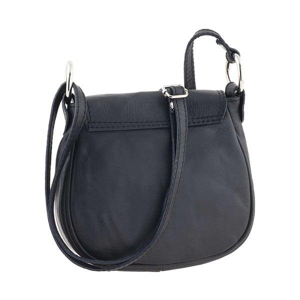 Skórzana torebka Minnie Black