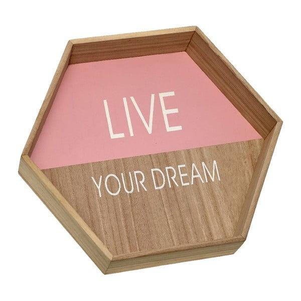 Dekoracja ścienna Live Your Dream