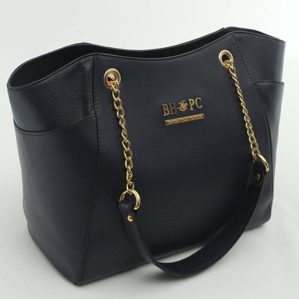 Torebka Beverly Hills Polo Club 003 - Dark Blue