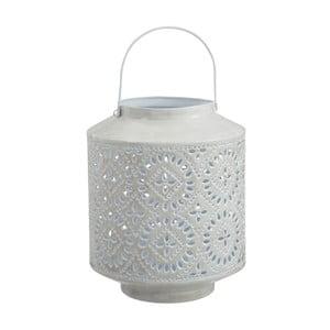 Biały lampion J-Line Gabriella