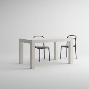 Stół rozkładany w kolorze białej sosny MobiliFiver Iacopo, dł.140-220cm