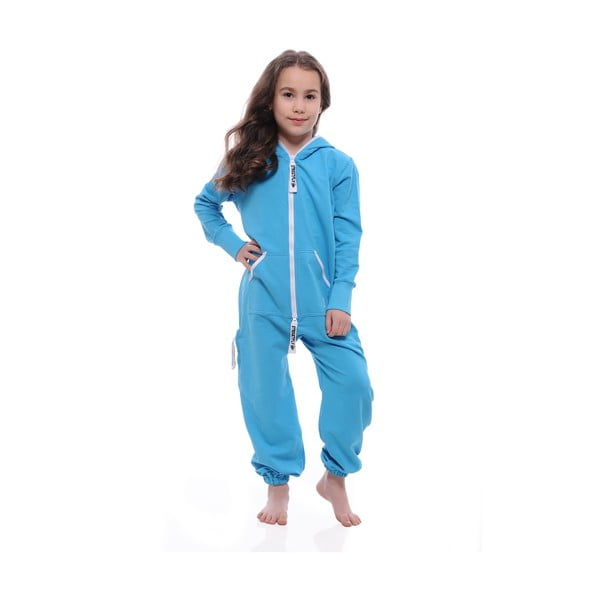 Dziecięcy kombinezon Summer Sky Blue, 8-9 lat