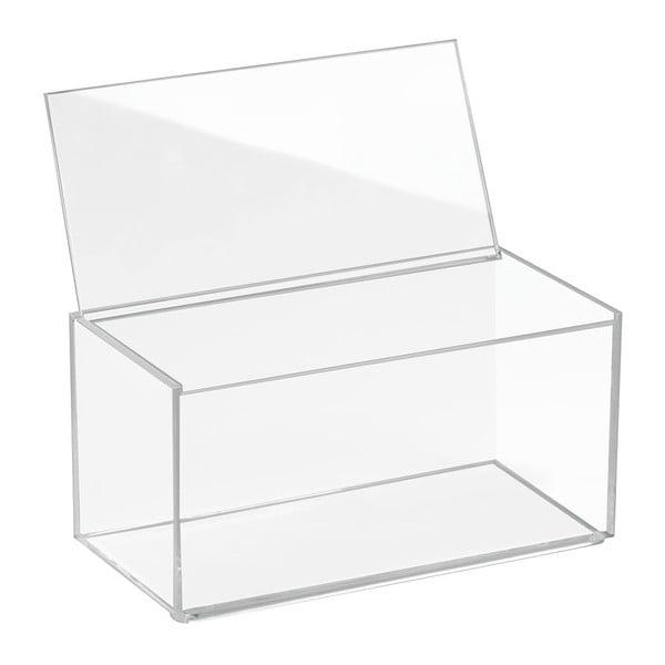 Organizer InterDesign Clarity Square 20,5 cm