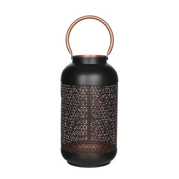 Lampion Djerba Black, 30 cm
