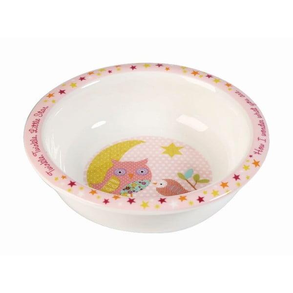 Zestaw kubka i miski Twinky Pink