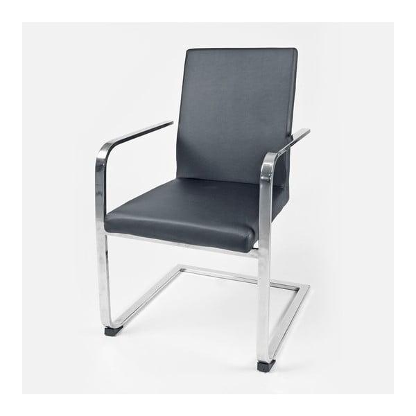 Krzesło biurowe Ottavia, czarne