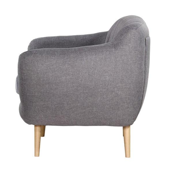 Sofa dwuosobowa Azurre Sawana Grey