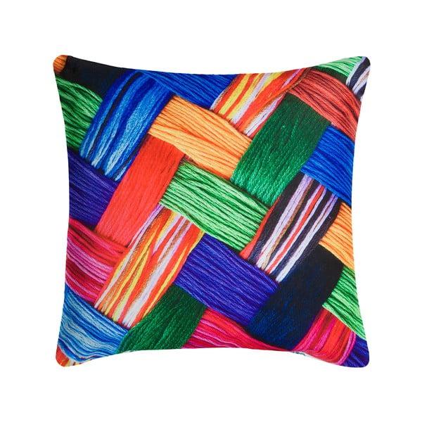 Poduszka z wypełnieniem Abstract 5, 45x45 cm