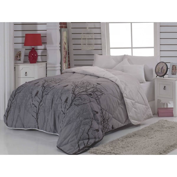 Narzuta pikowana na łóżko jednoosobowe Babette, 155x215 cm