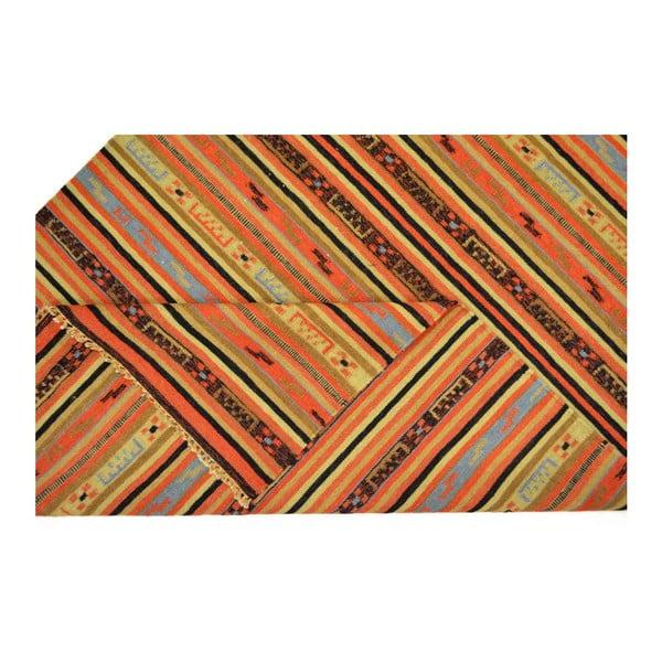 Ręcznie tkany dywan Kilim 68, 140x200 cm