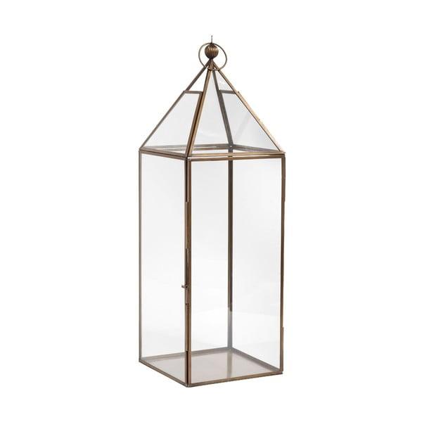 Lampion Home 59 cm, miedziany