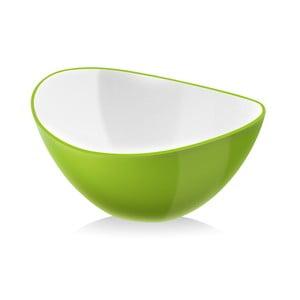 Zielona miseczka Vialli Design, 16cm