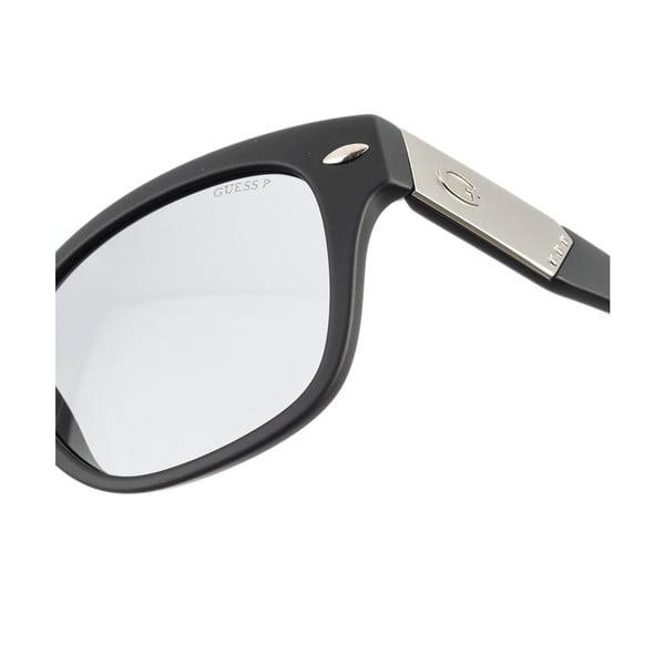 Męskie okulary przeciwsłoneczne Guess 1018 Matt Black