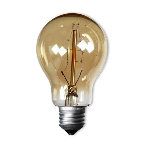 Żarówka Edison Vintage 8, A19 E27 40W