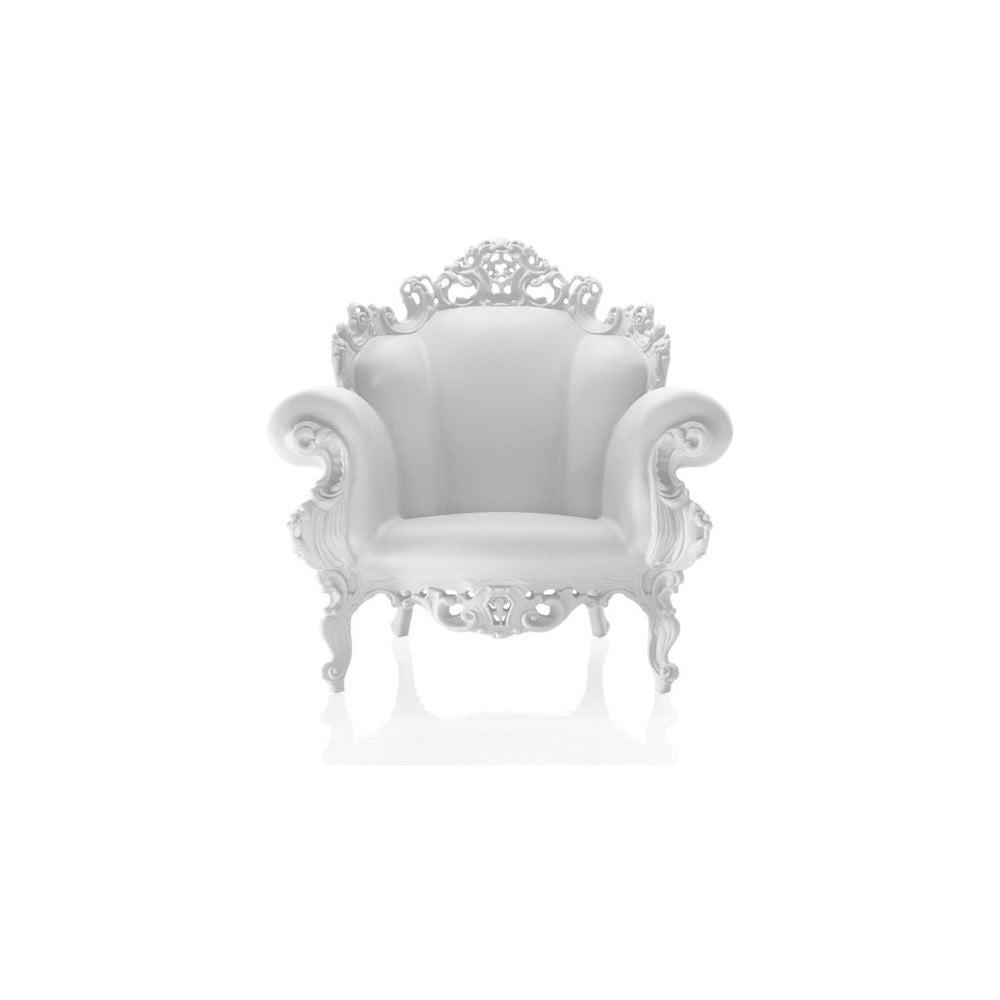 Biały fotel Magis Proust