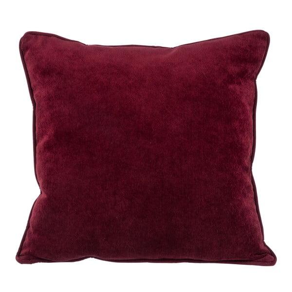 Zestaw 3 poduszek Piping Red, 40x40 cm