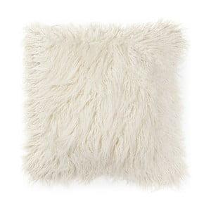 Biała poduszka La Forma Brock, 45x45cm