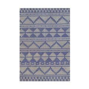 Ręcznie tkany dywan Kilim D no.710, 140x200 cm