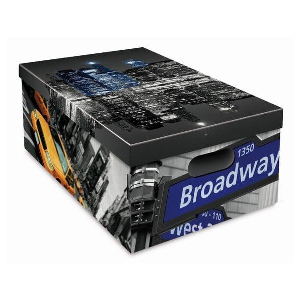 Zestaw 3 pudełek Ordinett New York Medium