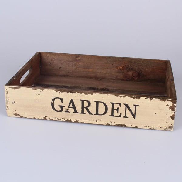 Drewniana taca Brown Garden