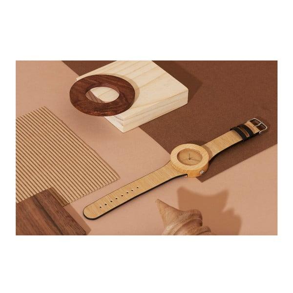 Drewniany zegarek Analog Watch Co. Silverheart & Maple