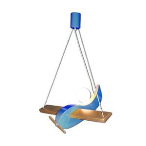 Lampa sufitowa Blue Gliders
