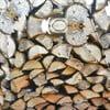 Parasol Winter Firewood
