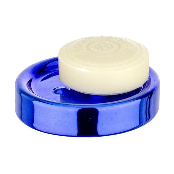 Mydelniczka Blue Metallic