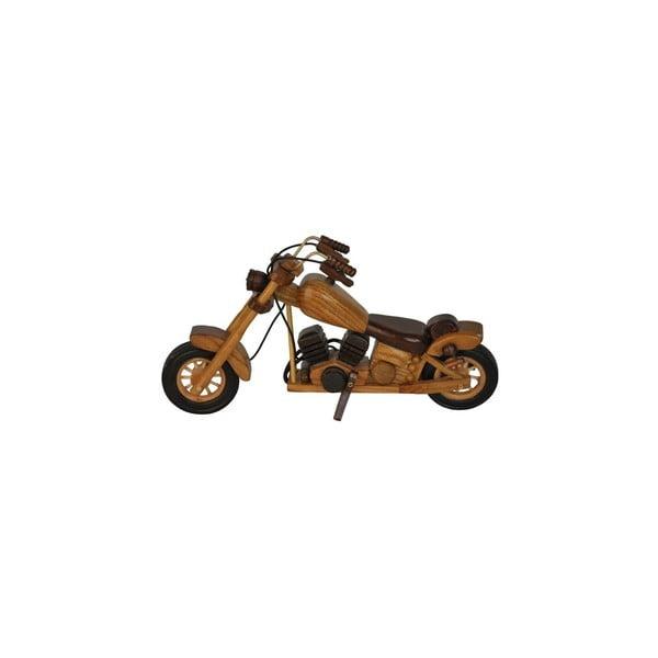 Drewniana dekoracja Moto