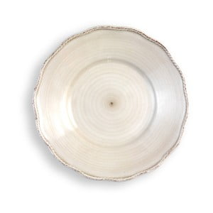 Mały kremowy talerz Brandani