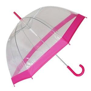 Parasol Smatisa Rose Transparent