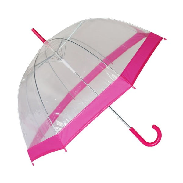 Parasol Smatisa Rose Transparent