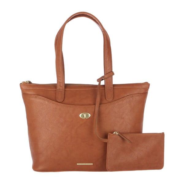 Damska torebka z sakiewką Leona Tan