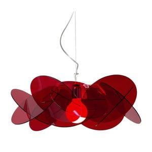 Lampa wisząca Bea Maxi Emporium, czerwona