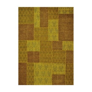 Dywan Patchwork 5 Yellow, 140x200 cm
