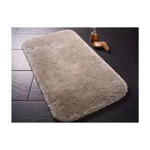Szaro-brązowy dywanik łazienkowy Confetti Bathmats Miami, 57x100cm