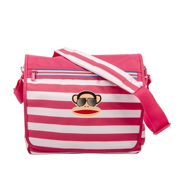 Torba Paul Frank Pink Stripes