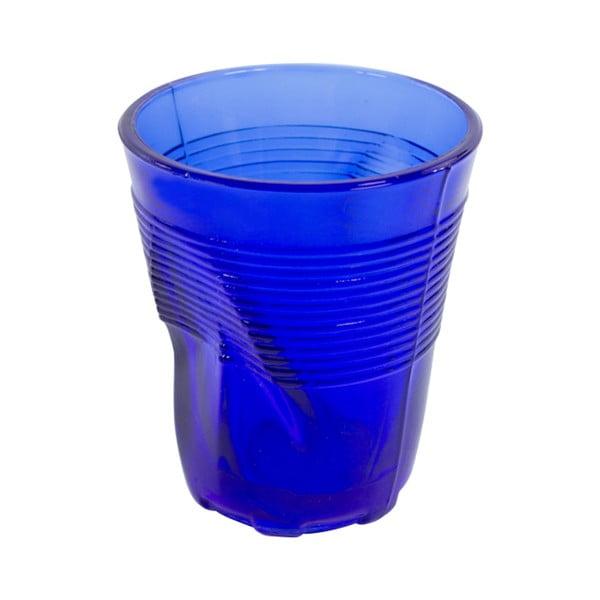 Zestaw 6 niebieskich szklanek Kaleidos, 225ml