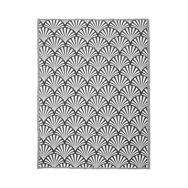 Pleciony koc Trebett 15, 130x170 cm