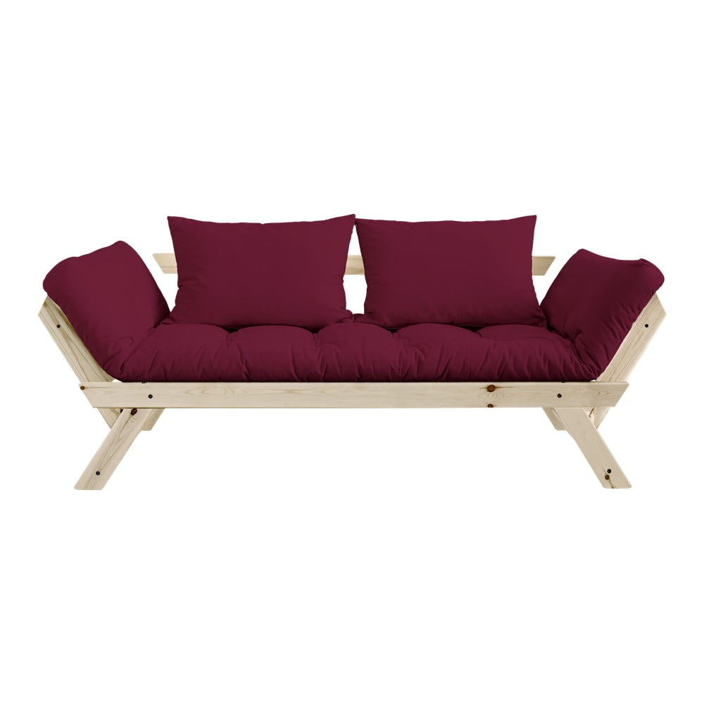 Sofa Karup Design Bebop Natural Clear/Bordeaux