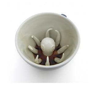 Kubek Octopus, 445 ml, jasnoniebieski