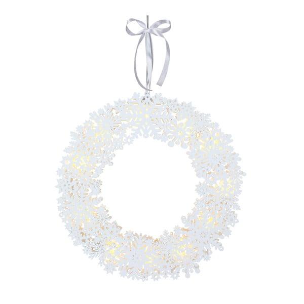Dekoracja świecąca LED Best Season Snowflake Rondo
