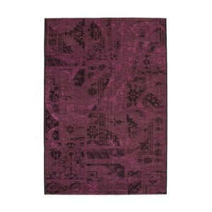 Dywan Cottage 160 purpurowy, 120x170 cm