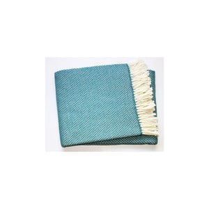 Koc Zen Plaid Ocean Blue, 140x180 cm
